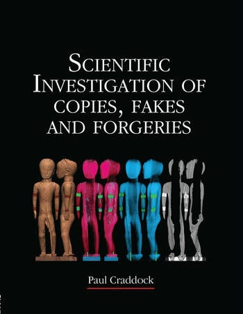 Scientific Investigation of Copies, Fakes and Forgeries book cover