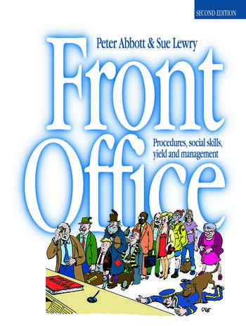 Front Office book cover