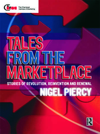 Tales from the Marketplace book cover