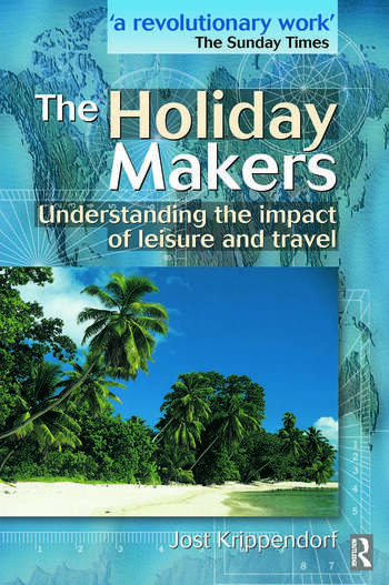 The Holiday Makers book cover