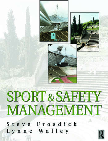 Sports and Safety Management book cover