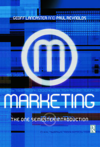 Marketing book cover