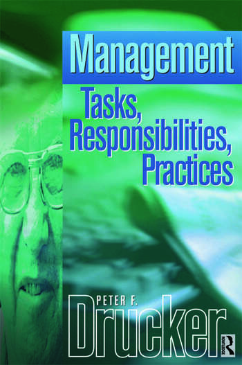 Management book cover