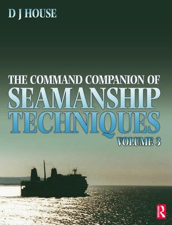 Command Companion of Seamanship Techniques book cover