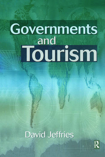 Governments and Tourism book cover