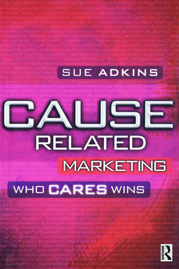 Cause Related Marketing book cover