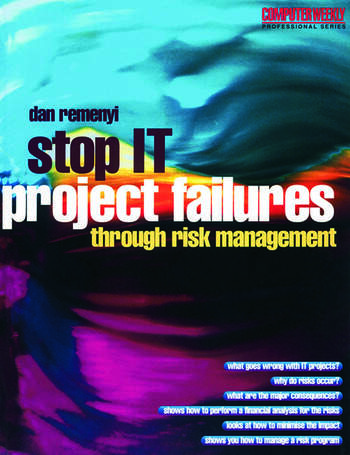 Stop IT Project Failures book cover