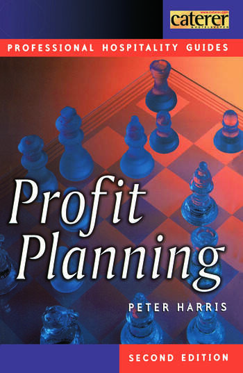 Profit Planning book cover