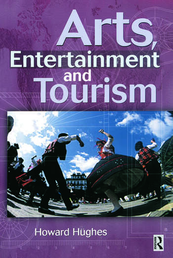 Arts, Entertainment and Tourism book cover