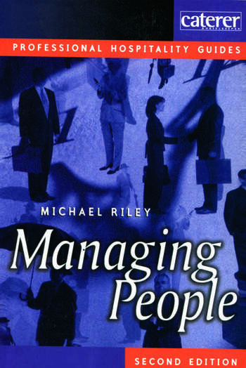 Managing People book cover