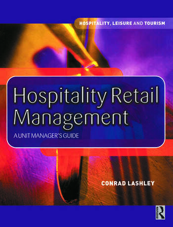 Hospitality Retail Management book cover
