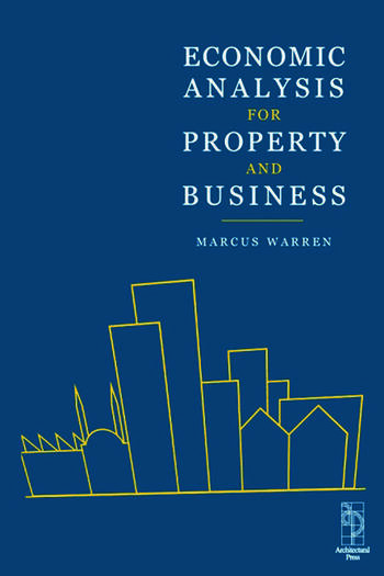Economic Analysis for Property and Business book cover