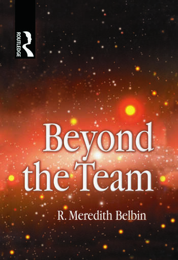 Beyond the Team book cover