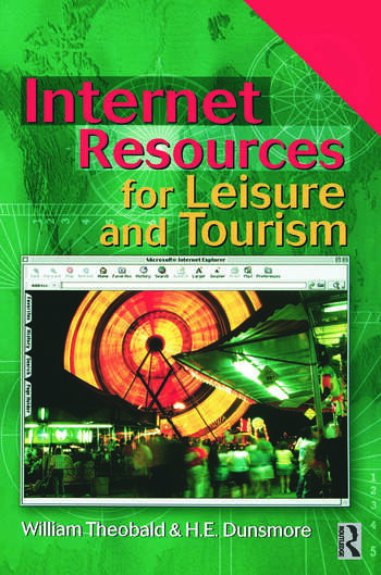 Internet Resources for Leisure and Tourism book cover