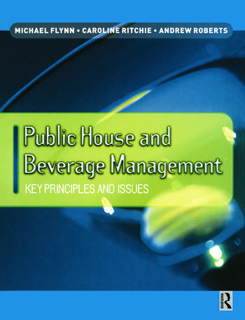 Public House and Beverage Management book cover