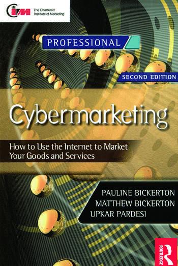 Cybermarketing book cover