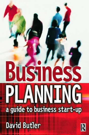 Business Planning: A Guide to Business Start-Up book cover