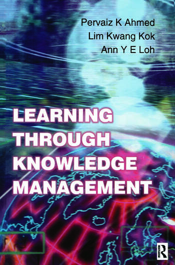 Learning Through Knowledge Management book cover