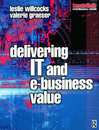 Delivering IT and eBusiness Value book cover