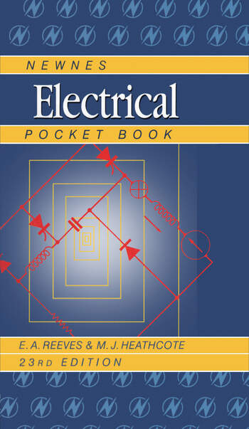 Newnes Electrical Pocket Book book cover