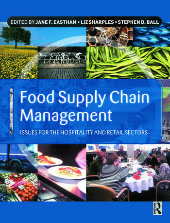 Food Supply Chain Management book cover
