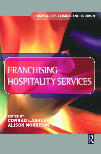 Franchising Hospitality Services book cover