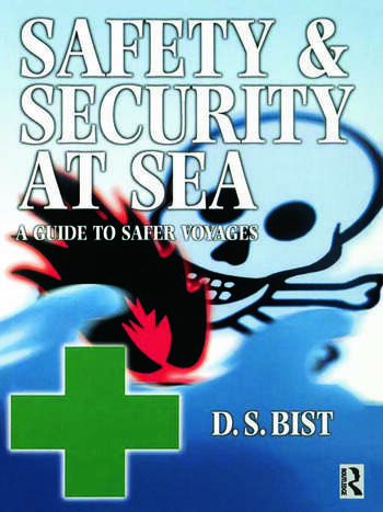 Safety and Security at Sea book cover