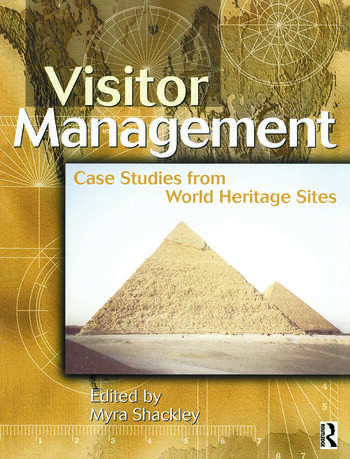 Visitor Management book cover