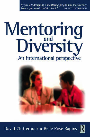 Mentoring and Diversity book cover