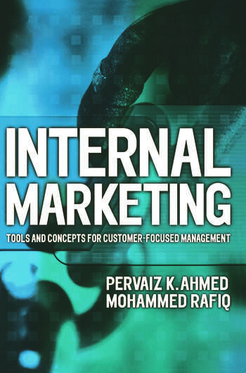 Internal Marketing book cover
