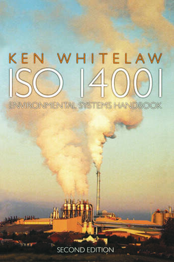 ISO 14001 Environmental Systems Handbook book cover