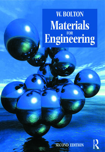 Materials for Engineering book cover