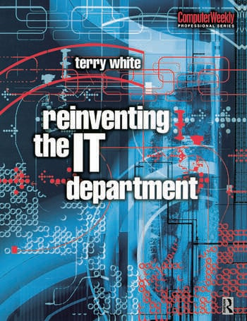 Reinventing the IT Department book cover