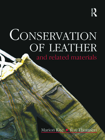 Conservation of Leather and Related Materials book cover