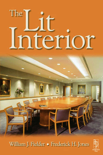 Lit Interior book cover