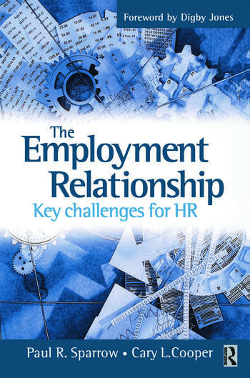 The Employment Relationship book cover