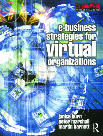 e-Business Strategies for Virtual Organizations book cover