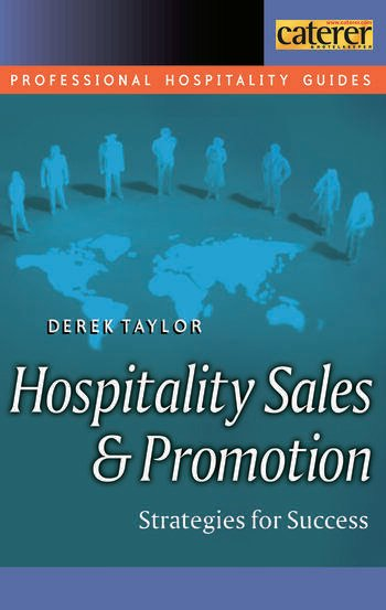 Hospitality Sales and Promotion book cover