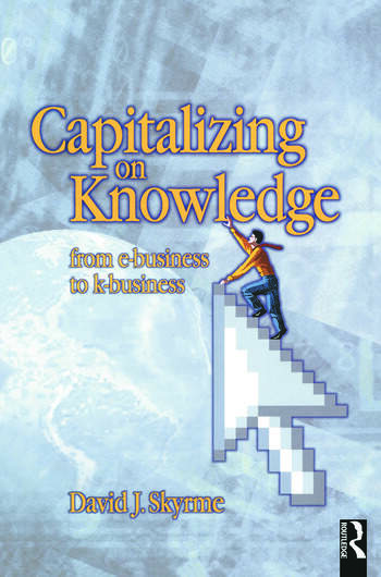 Capitalizing on Knowledge book cover