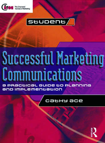 Successful Marketing Communications book cover