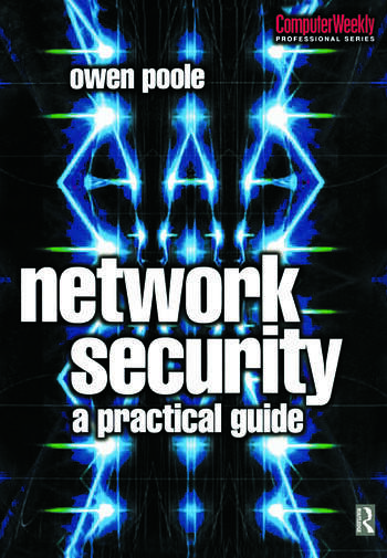 Network Security book cover