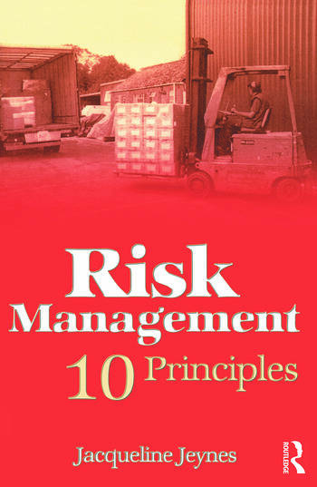 Risk Management: 10 Principles book cover