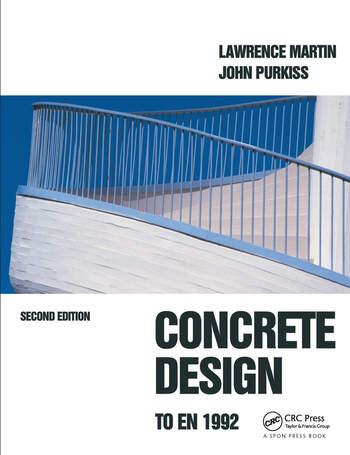 Concrete Design to EN 1992, Second Edition book cover