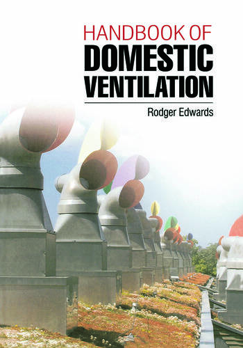 Handbook of Domestic Ventilation book cover