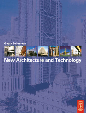 New Architecture and Technology book cover