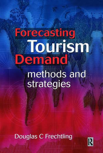 Forecasting Tourism Demand book cover