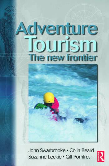 Adventure Tourism book cover