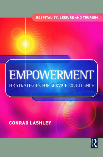 Empowerment: HR Strategies for Service Excellence book cover