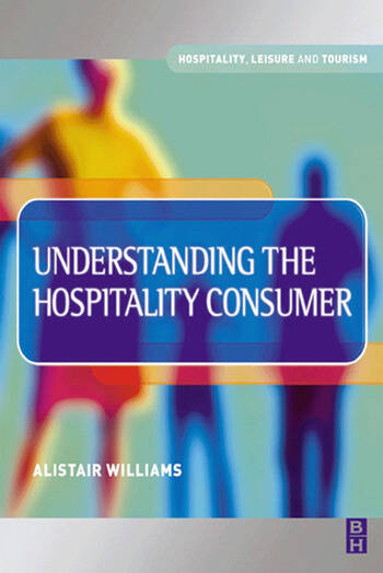 Understanding the Hospitality Consumer book cover