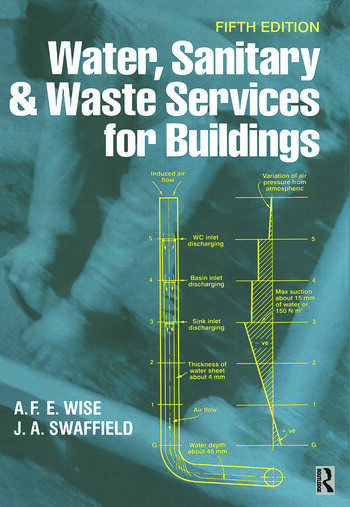 Water, Sanitary and Waste Services for Buildings book cover